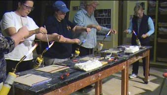 Glass bead classes ma