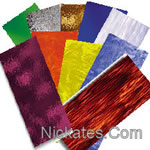 Discount stain glass sheets