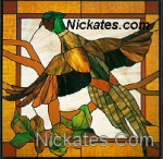 CKE-26 Pheasant In Flight 22x22