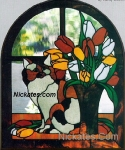 CKE-68 Calico & Tulips 28x34