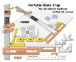Portable Glass Shop System