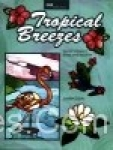 Tropical Breezes stained glass Book