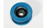 1 Taurus 3 Blue Lg rail Pulley Grommet / Bearing