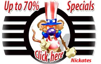 stained glass supplies at nickates.com