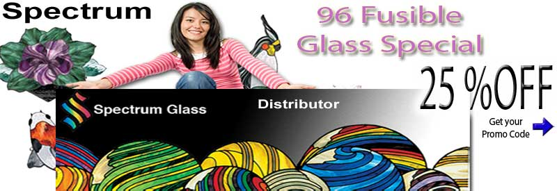 System 96 fusible glass on sale at Nickates.com
