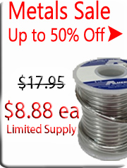 solder on sale at nickates.com