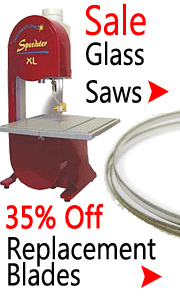 Glass band saws Wholesale at Nickates