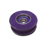 Zephyr Purple Guide Wheel (1)