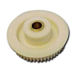 Zephyr White Drive Wheel (1)